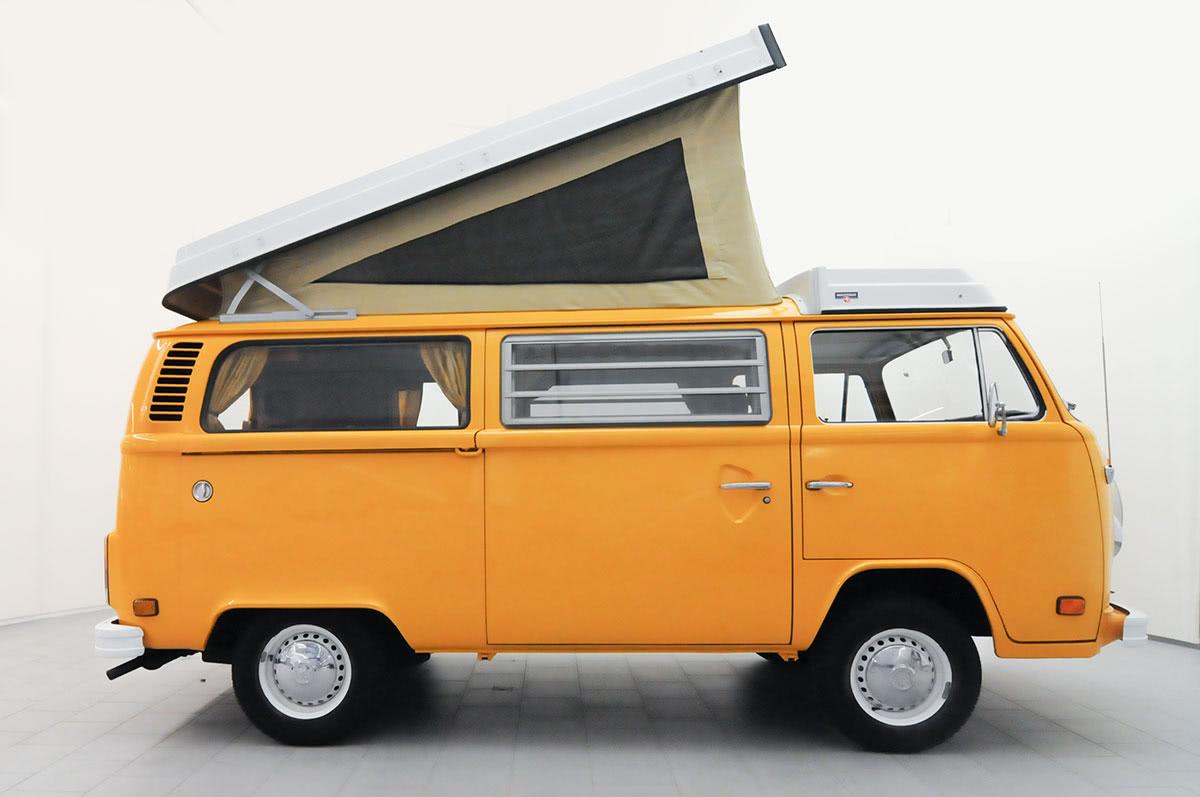 Volkswagen T2 Westfalia Classicbid
