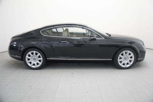 Bentley Continental GT 6.0 W12