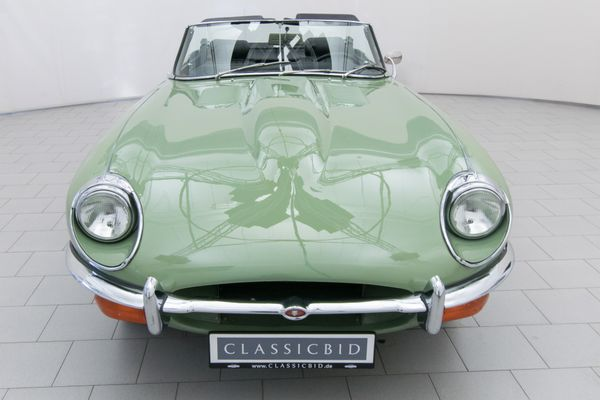 Jaguar E-Type Series II Cabrio