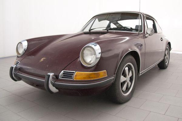 Porsche 911 T Coupé