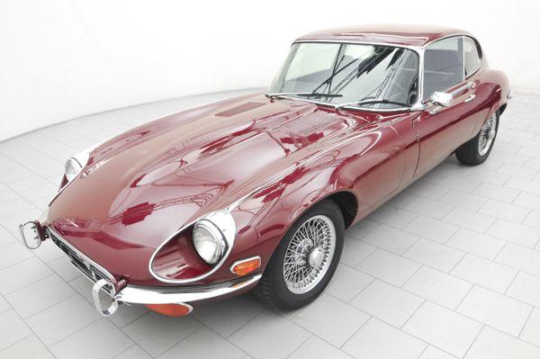 Jaguar E-Type Series III V12