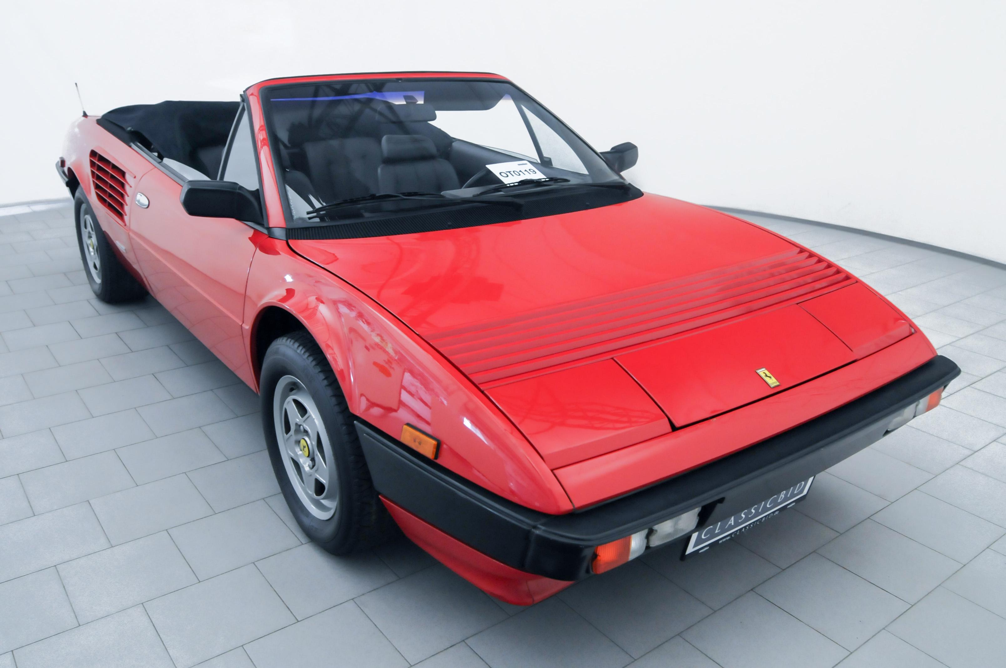 Ferrari Mondial Qv Cabrio Classicbid