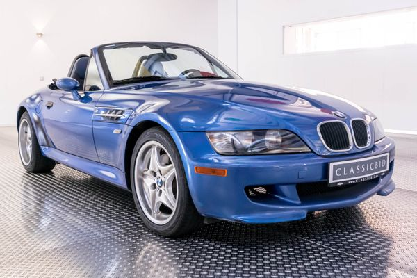 bmw z3 m roadster classicbid. Black Bedroom Furniture Sets. Home Design Ideas