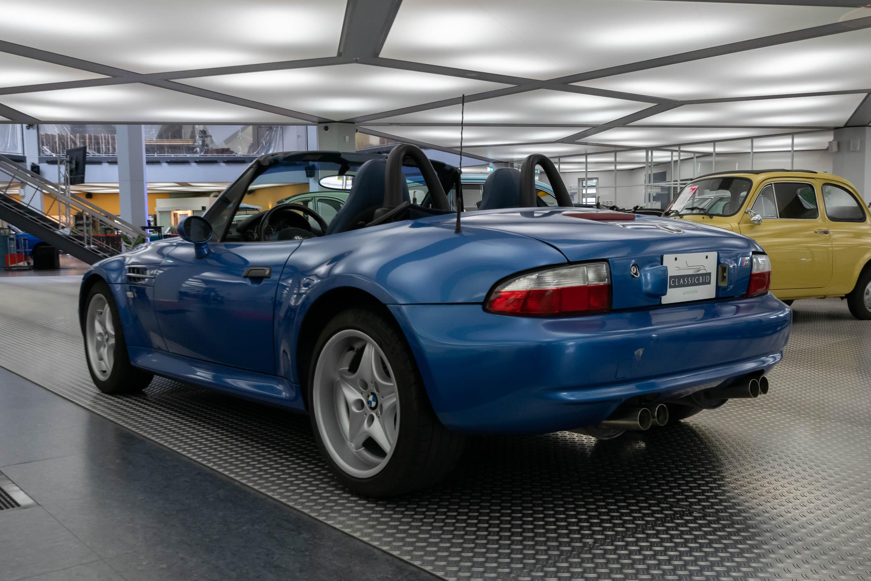 Bmw Z3 M Roadster Classicbid