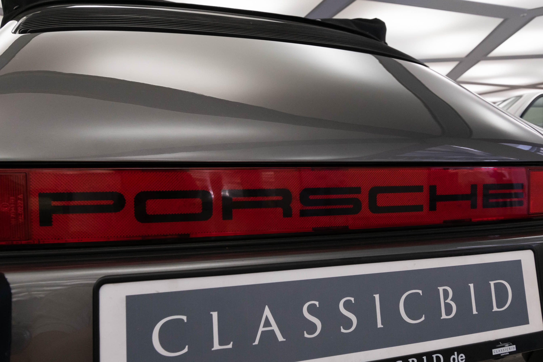 porsche 911 carrera 3 2 cabrio wtl classicbid. Black Bedroom Furniture Sets. Home Design Ideas