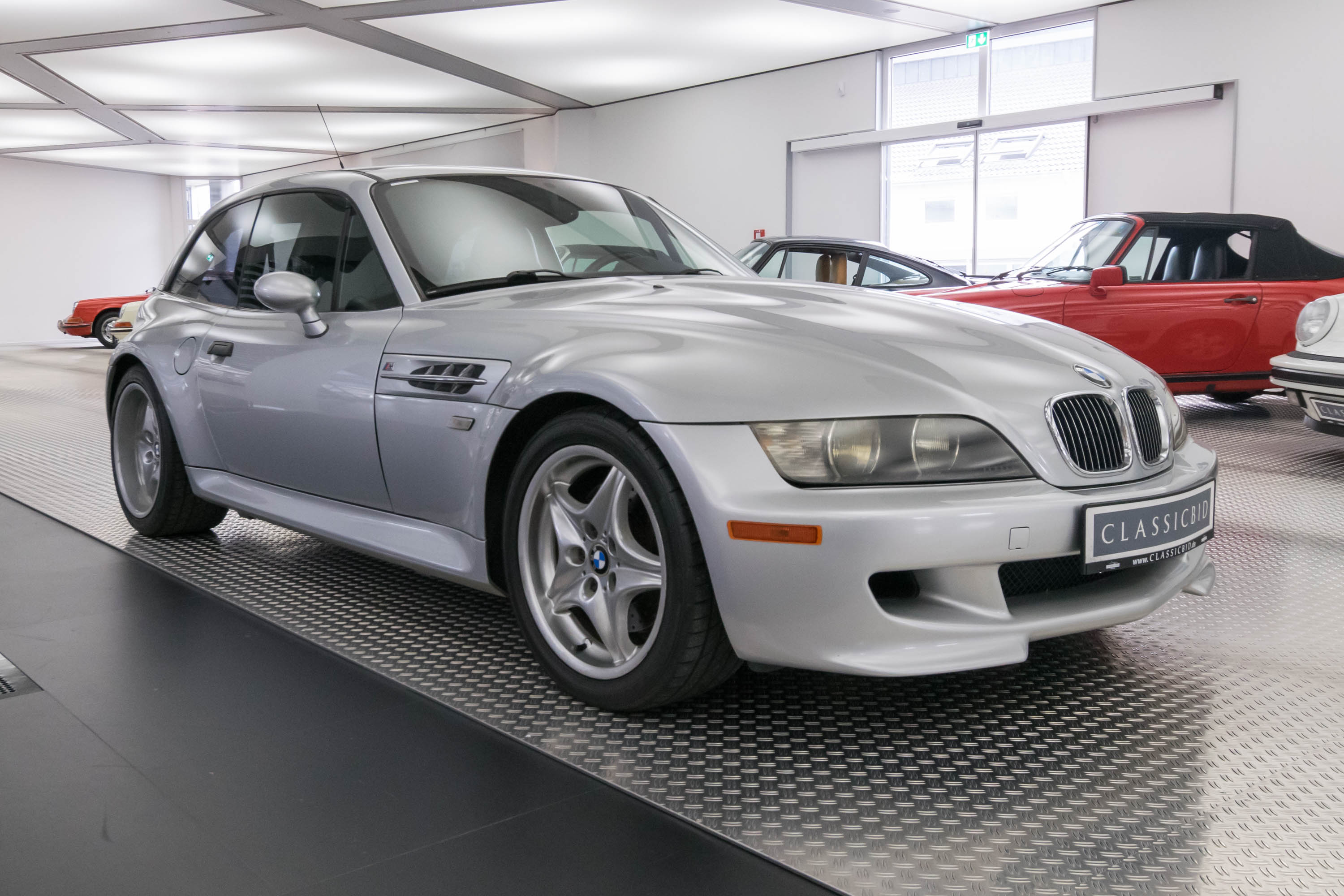 bmw z3 m coup classicbid. Black Bedroom Furniture Sets. Home Design Ideas