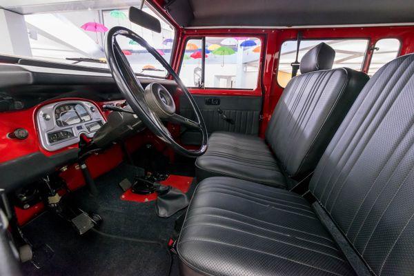 Toyota Land Cruiser FJ40