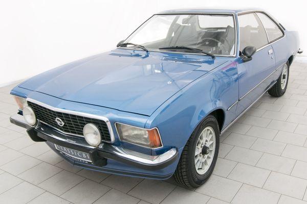 Opel Commodore B Coupé GS/E