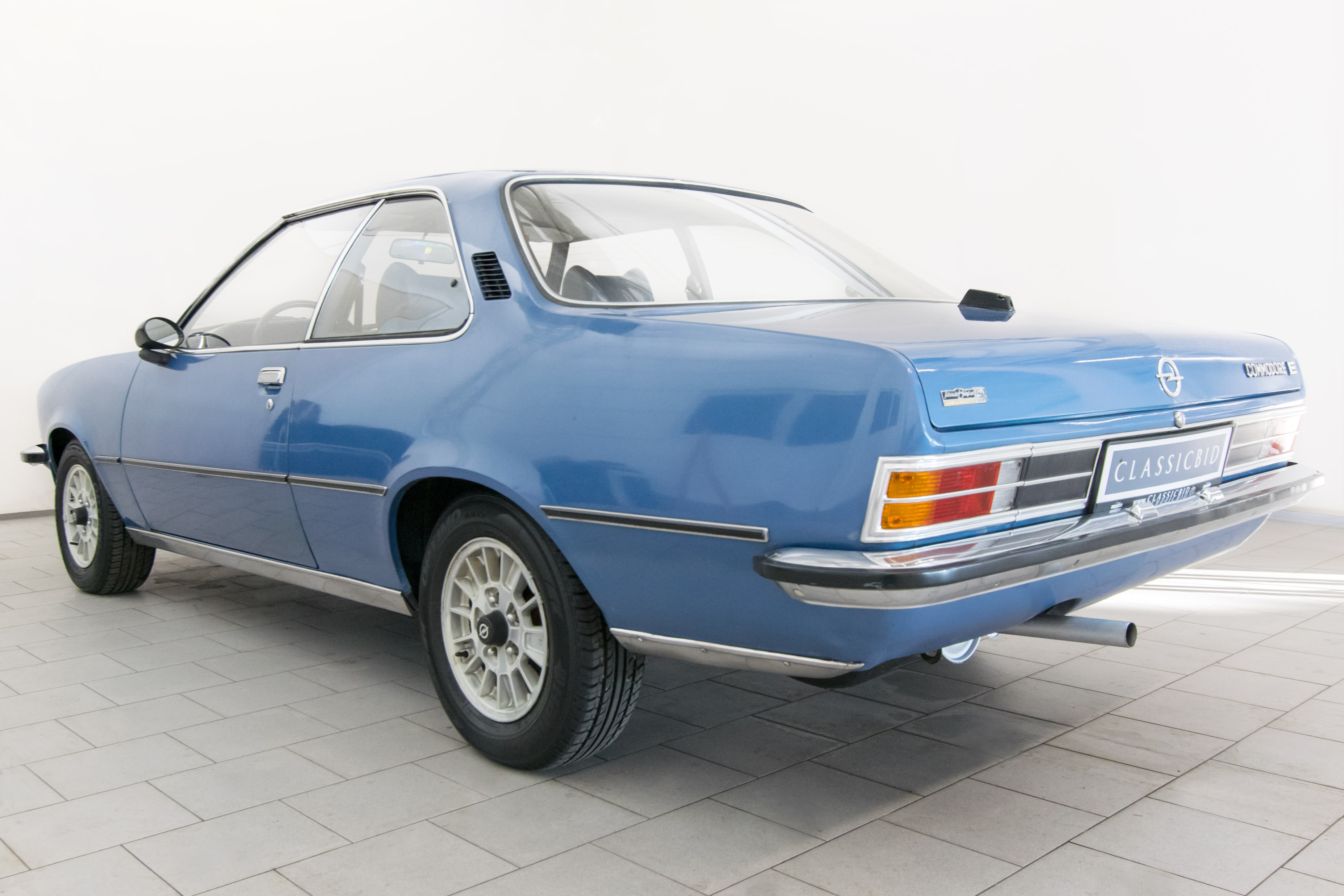 Opel Commodore B Coup 233 Gs E Classicbid