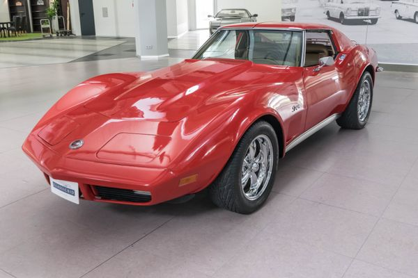 Chevrolet Corvette (C3) Stingray