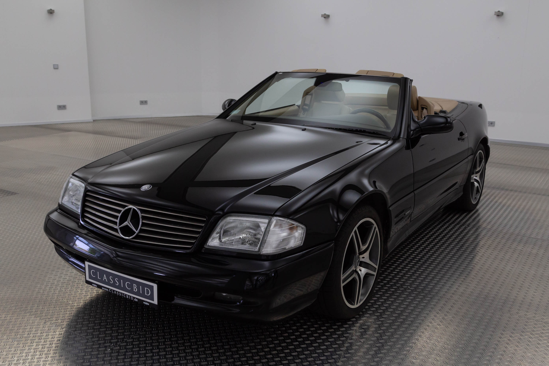 Mercedes-Benz SL 500 (R129) | Classicbid