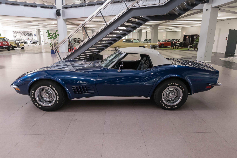 Chevrolet Corvette (C3) Cabrio | Classicbid