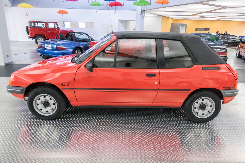 Peugeot 205 Ct Cabrio Classicbid