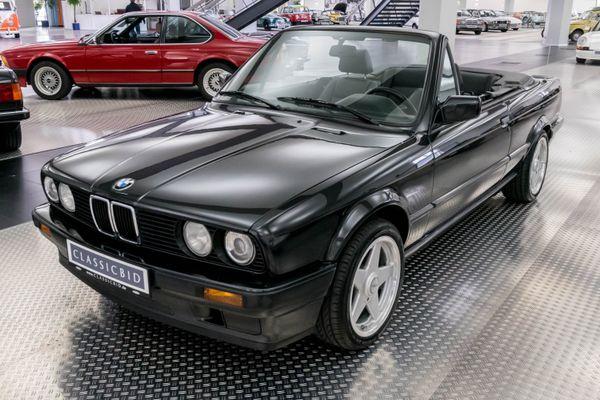 BMW 318 (E30) Cabrio