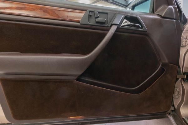 Mercedes-Benz 400 E