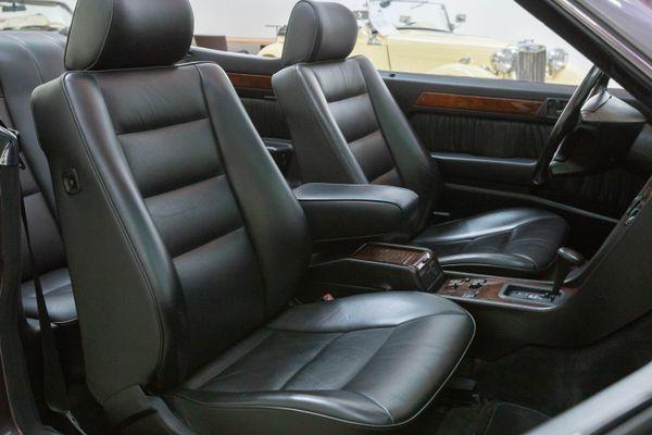 Mercedes-Benz 300 CE-24 Cabrio