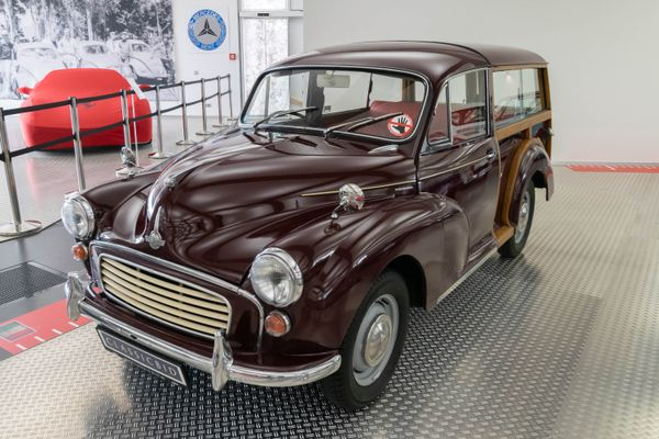 Austin Morris Minor 1000 Traveller RHD