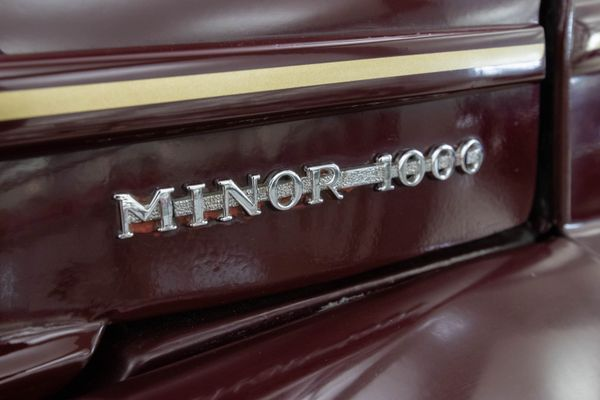 Morris Minor 1000 Estate RHD