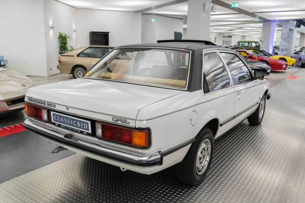 Opel Commodore 2.5 S