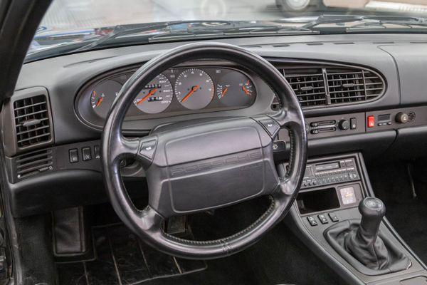 Porsche 968 Cabrio