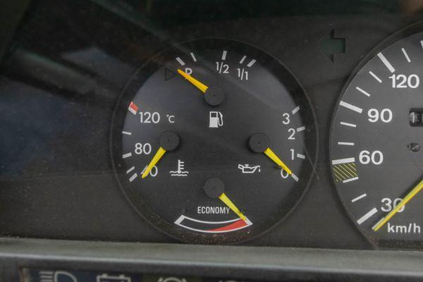 Mercedes-Benz 500 SEC Cabrio