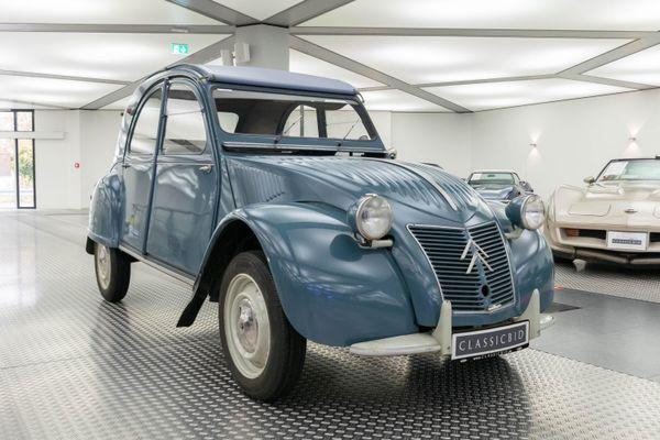Citroën 2 CV A Serie