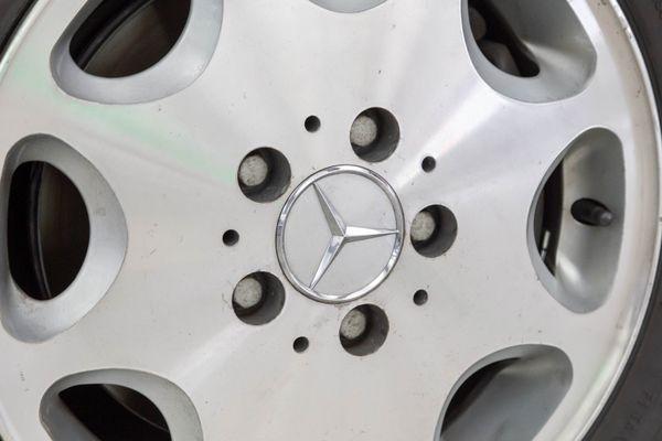 Mercedes-Benz E 220 Cabrio