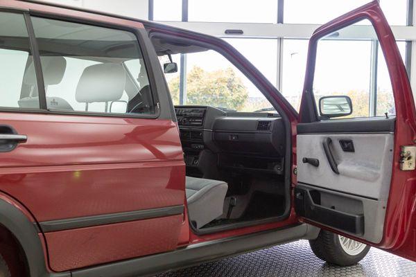 Volkswagen Jetta II