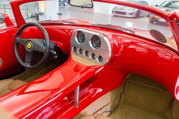 Ferrari Sbarro Tornado SB2