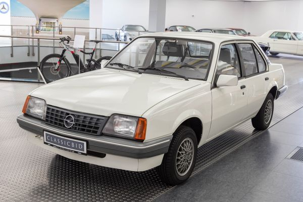 Opel Ascona Cup 1.6 S