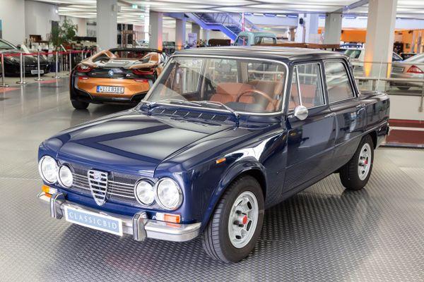 Alfa Romeo Nuova Super 1600 L