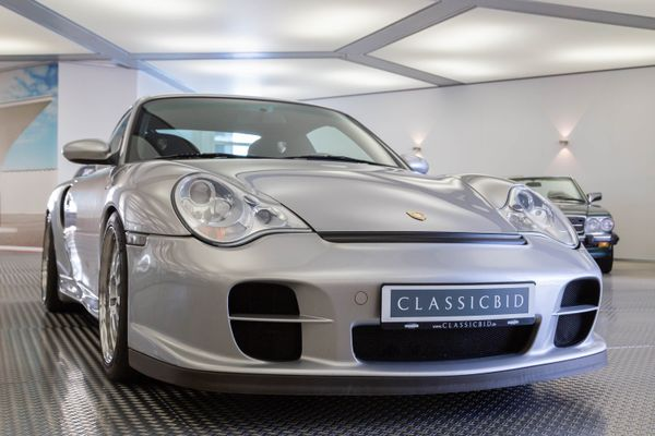 Porsche 911 GT2 (996) Clubsport