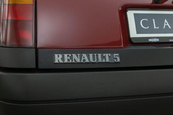 Renault R5 Campus