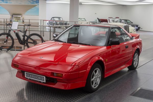 Toyota MR 2 (W1)
