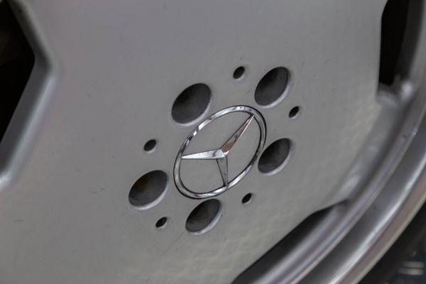 Mercedes-Benz C 43 AMG