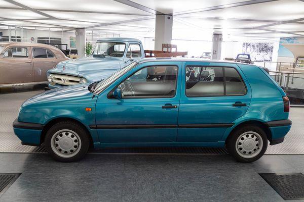 Volkswagen Golf III Savoy