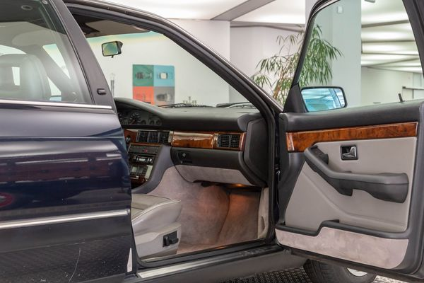 Audi V 8 (D11) Quattro