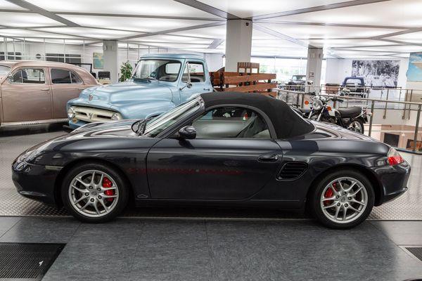 Porsche Boxster S (986)