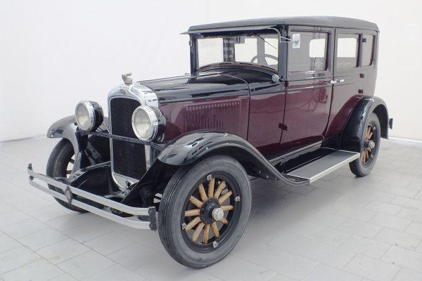 Pontiac New Series 6-28
