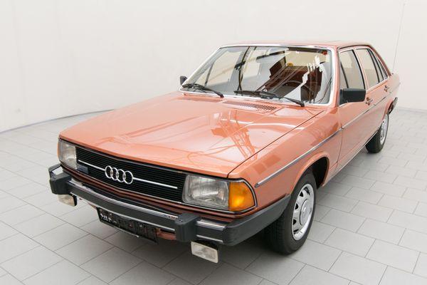 Audi 100 GL 5S (C2/C43)