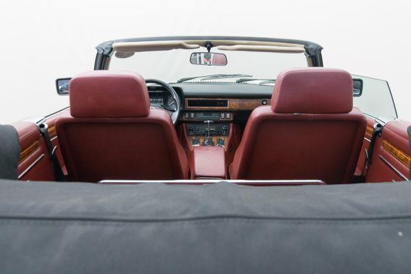 Jaguar XJS 5.3 Series II Cabrio