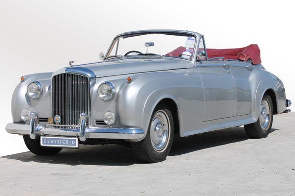 Bentley S1 Cabrio