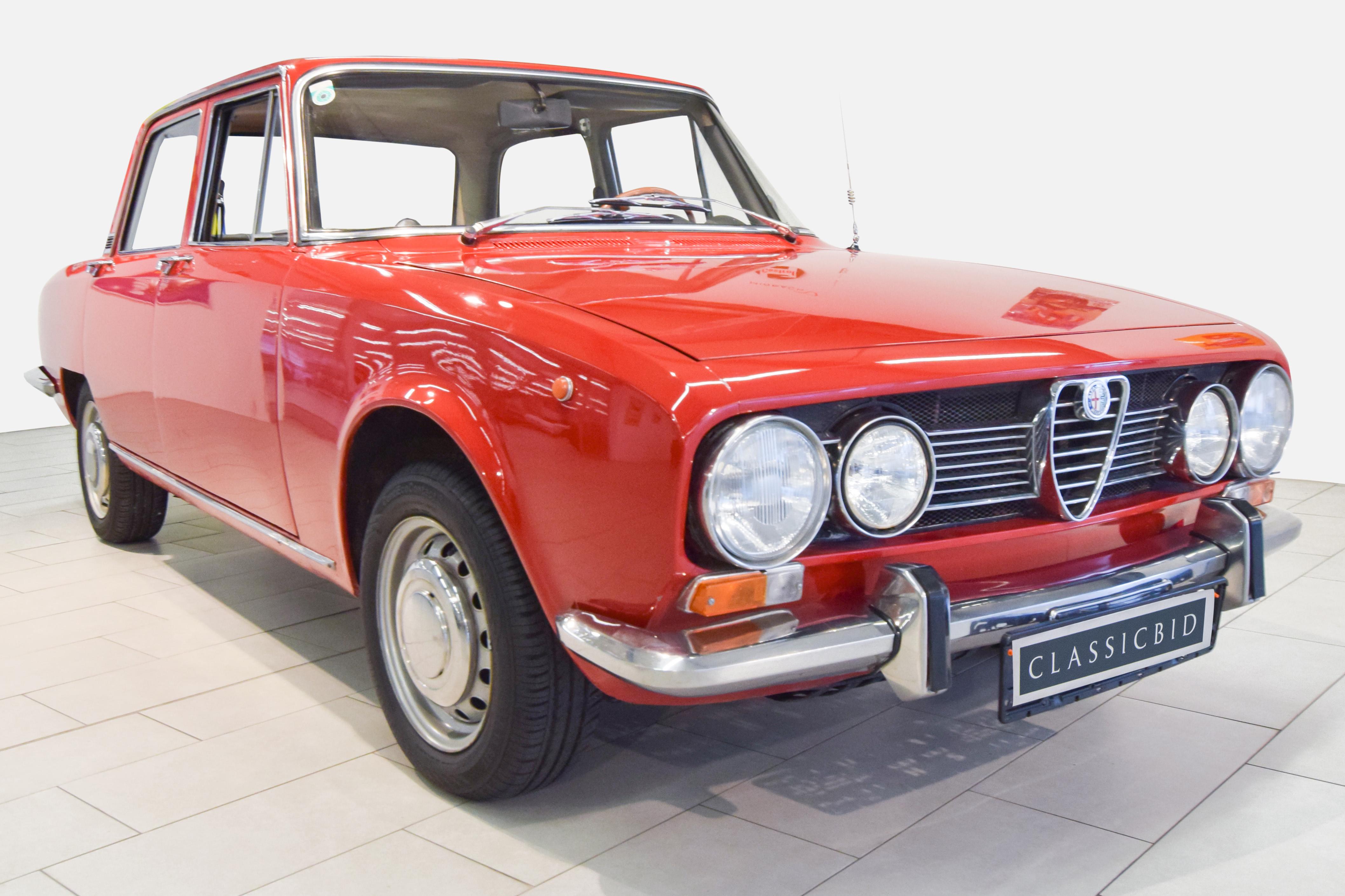 Assez Alfa Romeo 1750 Berlina | Classicbid OC68