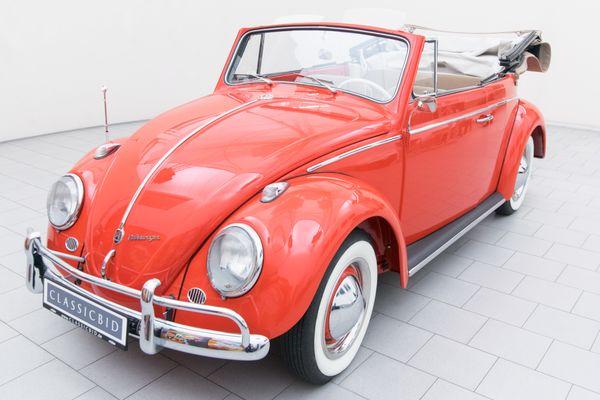 Volkswagen Käfer 1200 Cabrio