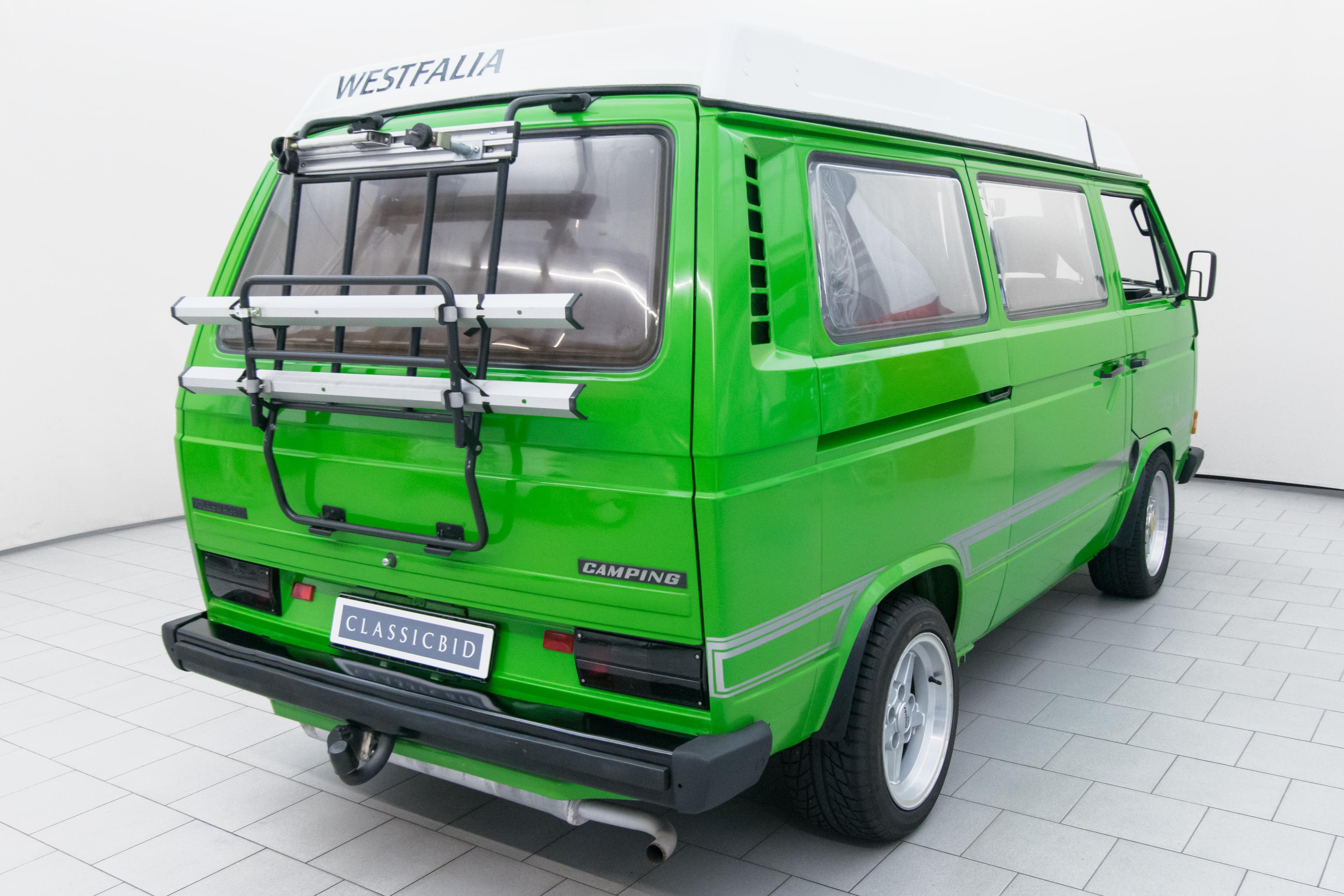 Volkswagen T3 Westfalia | Classicbid