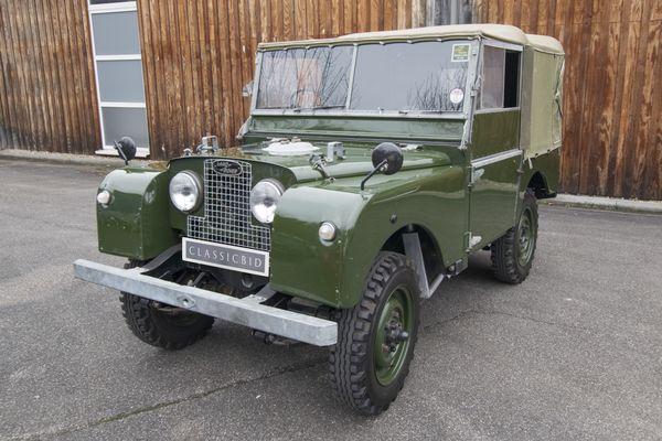 Land Rover Land-Rover 80 (Serie I)
