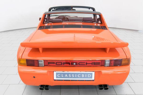 Porsche 914 2.0 Lenner-Breitbau
