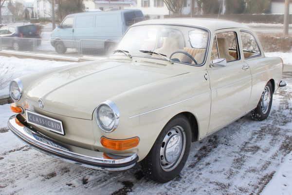 Volkswagen 1600 L Automatic