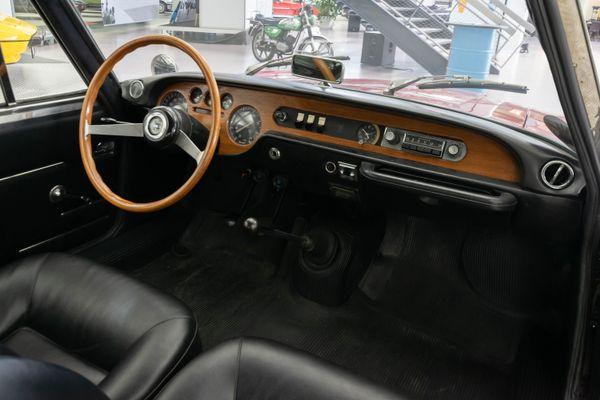 Lancia Fulvia Sport 1.3 S Zagato
