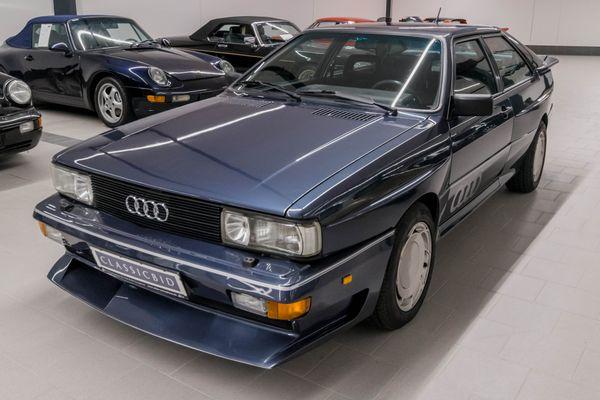 Audi Urquattro Treser